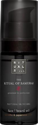 The Rituals of Samurai Beard Oil (The Rituals 武士胡须油)