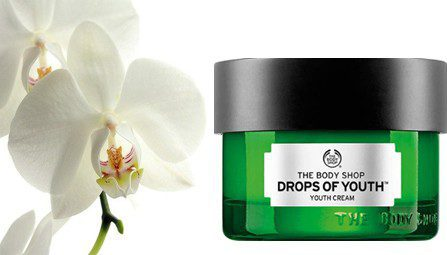 The Body Shop Drops Of Youth™ Youth Cream青春霜