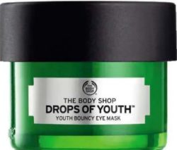 The Body Shop Drops of Youth™ Bouncy Eye Mask弹力眼部面膜