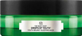 The Body Shop Drops of Youth™ Bouncy Sleeping Mask弹力隔夜面膜