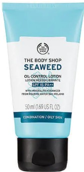 The Body Shop Seaweed Oil Control Lotion 海藻控油护肤霜