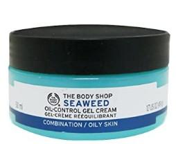 The Body Shop 美体小铺Seaweed Oil-control Gel Cream 海藻控油保湿霜