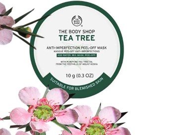 The Body Shop 英国本土护肤品牌产品