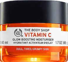 The Body Shop Vitamin C Glow Boosting Moisturiser 维他命C激活保湿霜