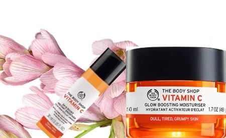 The Body Shop Vitamin C Skin Boost 维他命C激活剂