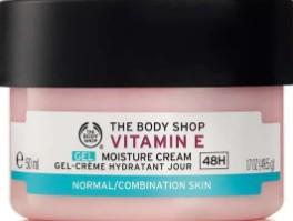 The Body Shop 美体小铺 Vitamin E Gel Moisture Cream维生素E凝胶保湿霜