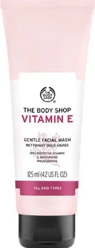 The Body Shop Vitamin E Gentle Facial Wash 维他命E洁面乳