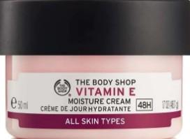 The Body Shop Vitamin E Moisture Cream 维他命E保湿霜
