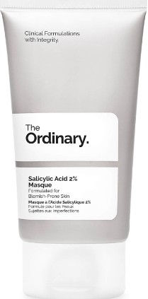 The Ordinary Salicylic Acid 2% Masque (2%水杨酸面膜)