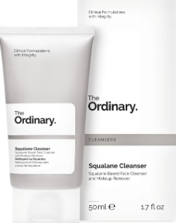The Ordinary Squalane Cleanser (洁面乳)