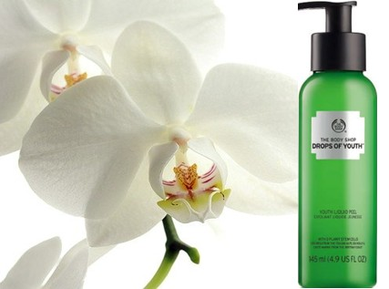The body Shop Drops of Youth™ Youth Liquid Peel去角质液