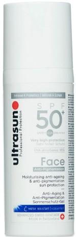 Ultrasun Anti Pigmention Face Lotion SPF 50+ 50ml (Ultrasun 抗色素沉着防晒霜SPF 50+ (50毫升))