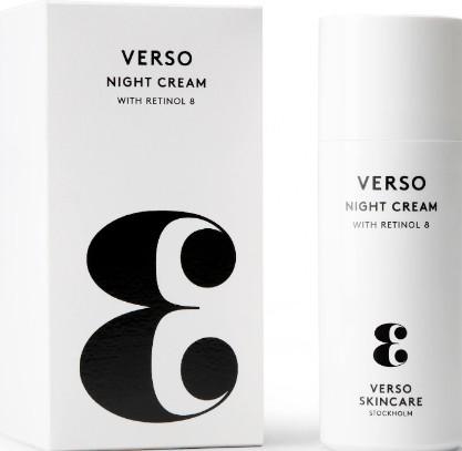 VERSO Night Cream (Verso 视黄醇8晚霜)