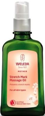 Weleda Stretch Mark Massage Oil 妊娠纹按摩油 100毫升