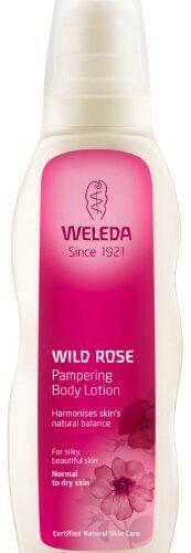 Weleda Wild Rose Body Lotion 野玫瑰身体护肤乳200毫升