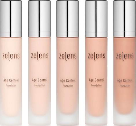 Zelens Age Control Foundation (Zelens 抗衰老粉底液)