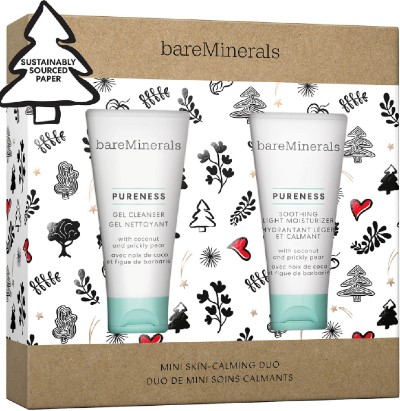 bareMinerals Mini Skin-Comforting Skincare Gift Set 迷你矿物质舒缓护肤套装