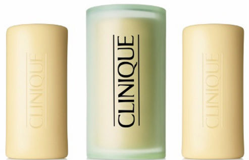 clinique 3 little soaps mild