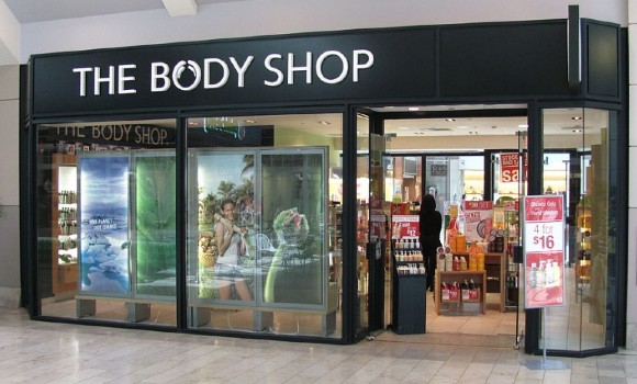 The Body Shop (美体小铺)